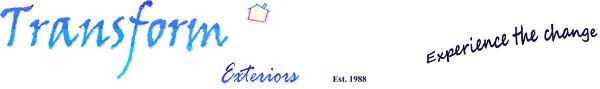 Transform Exteriors Logo